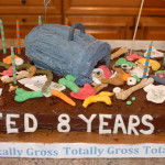 The Totally Gross Birthday Party
