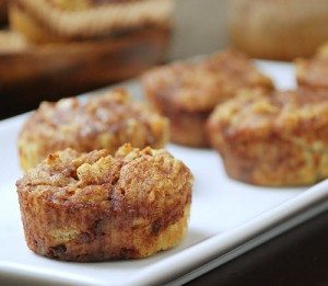 Banana Cinnamon Muffins | Multiply Delicious
