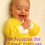 """The Solution for 5 """"Lovey"""" Problems"""