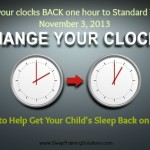 6 Tips to Get Your Child Back on Track After Daylight Savings Ends in the Fall