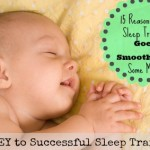 The Key to Successful Sleep Training