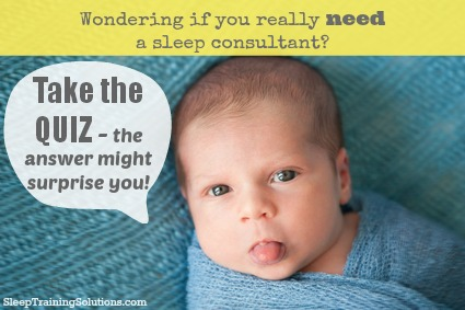 Sleep Training Quiz