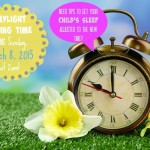 Are you ready to Spring Forward this weekend?