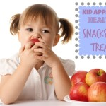 Kid Approved Healthy Snacks and Treats