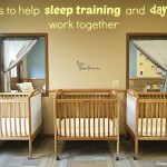 7 tips to help sleep training and daycare work together