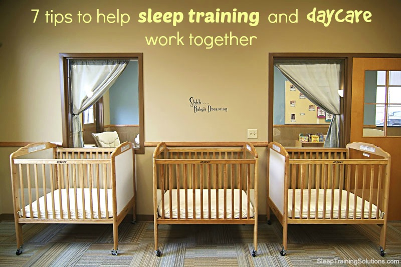Does your baby or toddler nap well at home, but not elsewhere?