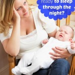 Why Your Baby Isn't Sleeping Through the Night