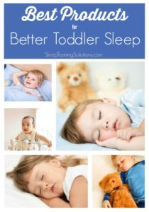 best toddler products for sleep