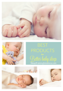 best products for baby sleep