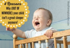 Why your child isn't sleeping anymore